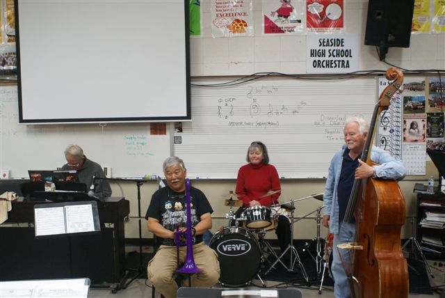 Dixieland Monterey Jazz Camp Media Alert