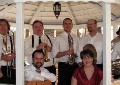 Blue Street Jazz Band